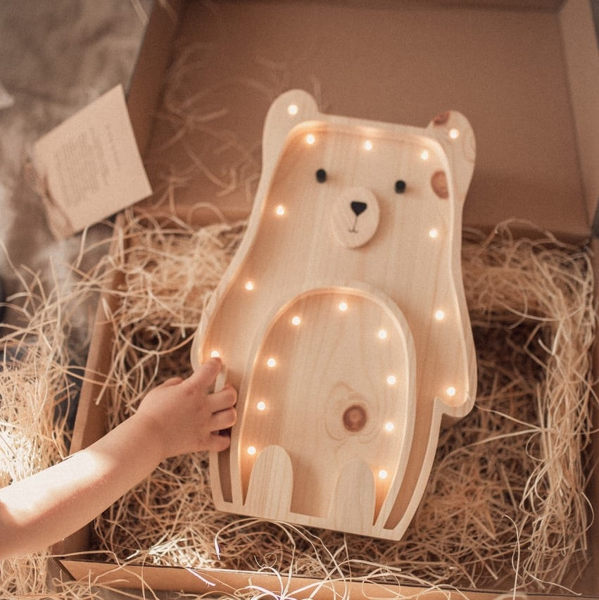 led-lampa-medvedik
